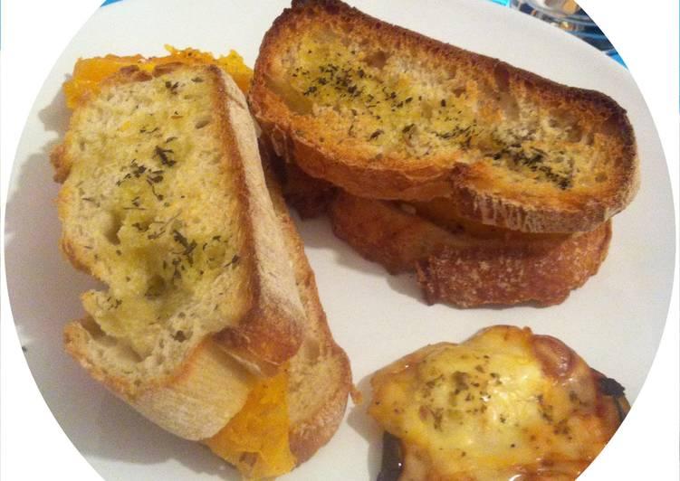 Easy Meal Ideas of Pumpkin Sandwich