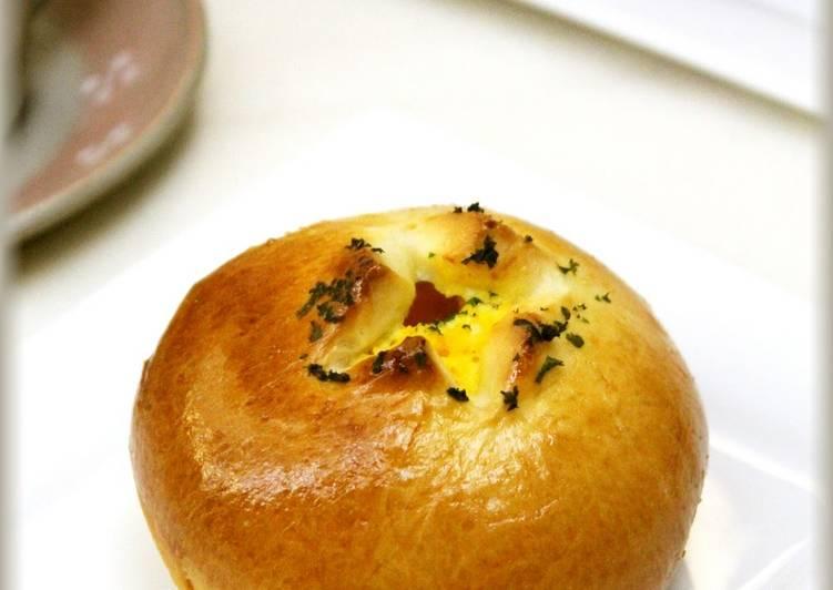 Fluffy Egg Salad Rolls in a Bread Machine
