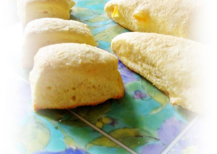 How to Prepare Quick To Serve At Dinnertime- Okara Scones With Cheese