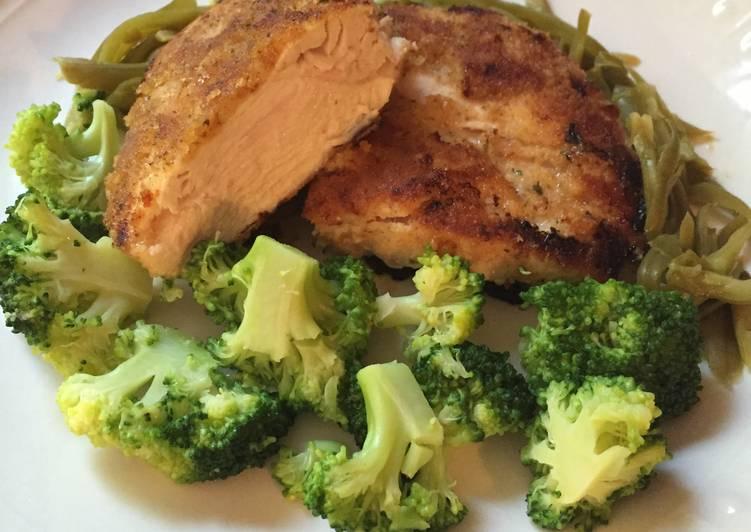 Recipe of Award-winning Honey Mustard Chicken