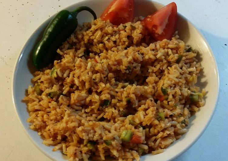 Recipe: Perfect The Best Mexican Rice