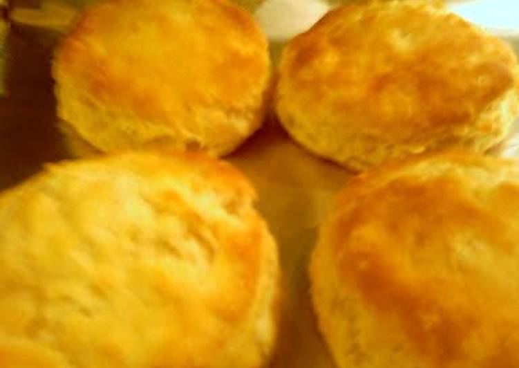 Simple Way to Prepare Perfect my buttermilk biscuits
