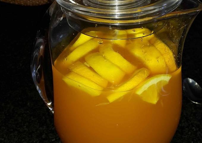 Orange Ice Tea