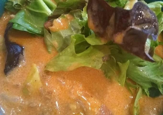 Recipe: Delicious Keto Bacon Cheeseburger Soup