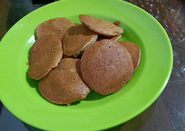 Resep Dorayaki / Pancake Paling Top