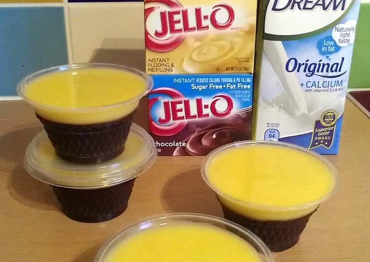 Vickys Alternative Milk Instructions for Jello Instant Pudding, Gluten, Dairy, Egg & Soy-Free, VEGAN