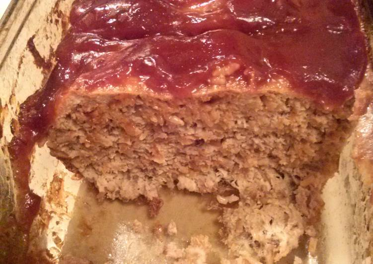 Recipe: Yummy Healthy Meatloaf
