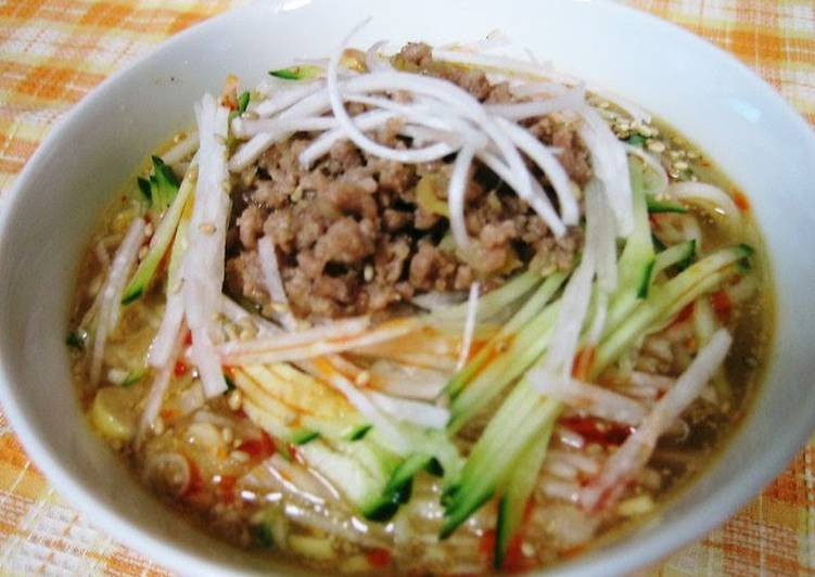 Cold Hiyamugi Dan Dan Noodles, What Are The Benefits Of Consuming Superfoods?