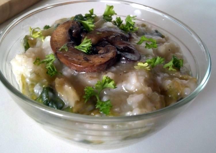 Chinese Congee( Zhou)