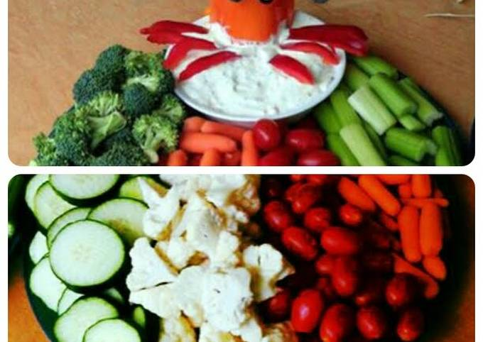 Simple Way to Prepare Ultimate Beach Ball Party Tray
