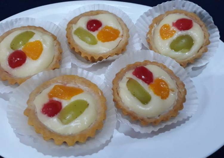 Resep Kue Pie Susu Lembut Bikin Jadi Laper