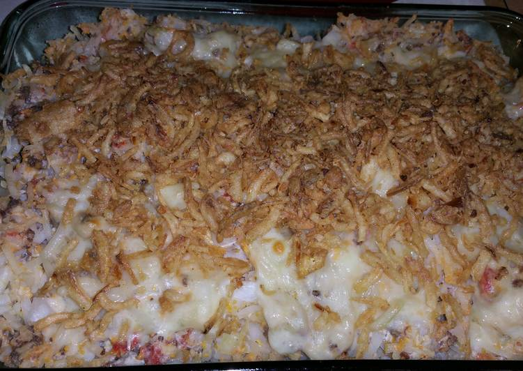 Absolutely Ultimate Dinner Easy Diet Perfect Hash brown dinner