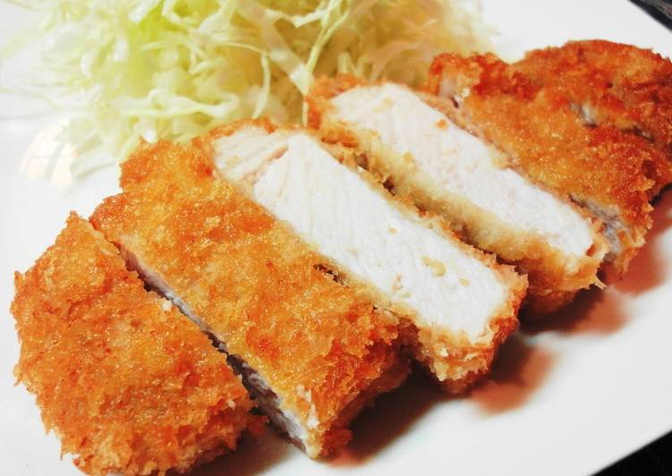How to Prepare Any-night-of-the-week Katsu Pork Cutlets