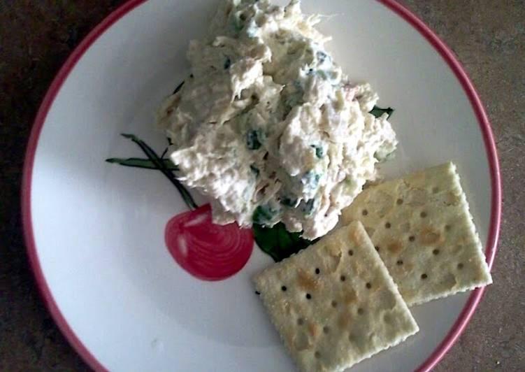 Erin's Easy Chicken Salad