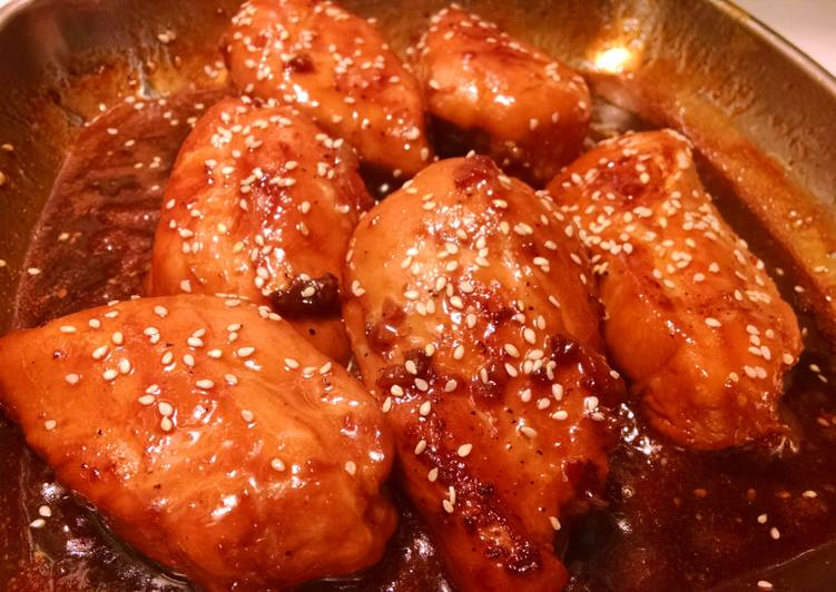 Simple Way to Make Favorite Soy Ginger Chicken