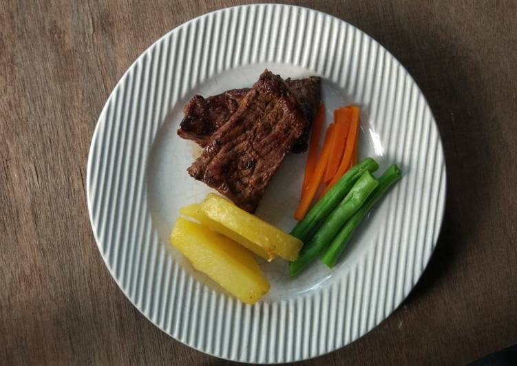 Steak Daging Sapi