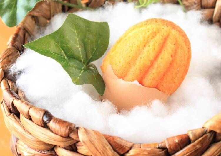 Step-by-Step Guide to Prepare Speedy Golden Egg Cakes with Only Egg Yolks