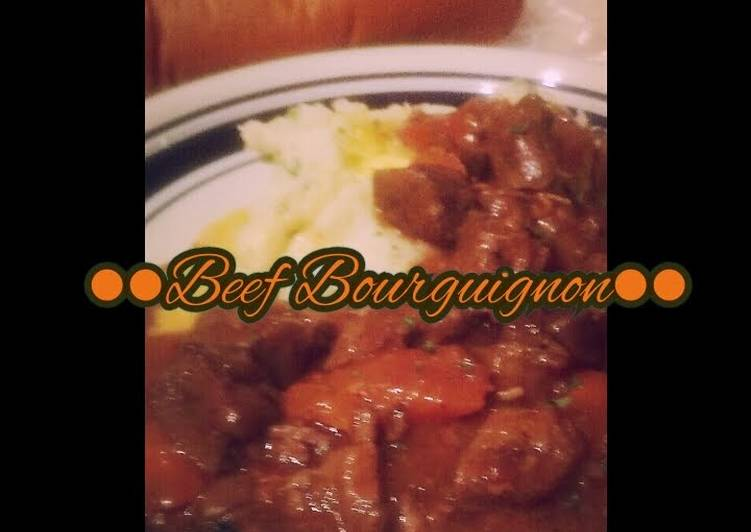 How to Make Favorite Crockpot Beef Bourguignon