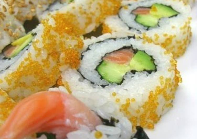 Easiest Way to Make Any-night-of-the-week California Roll