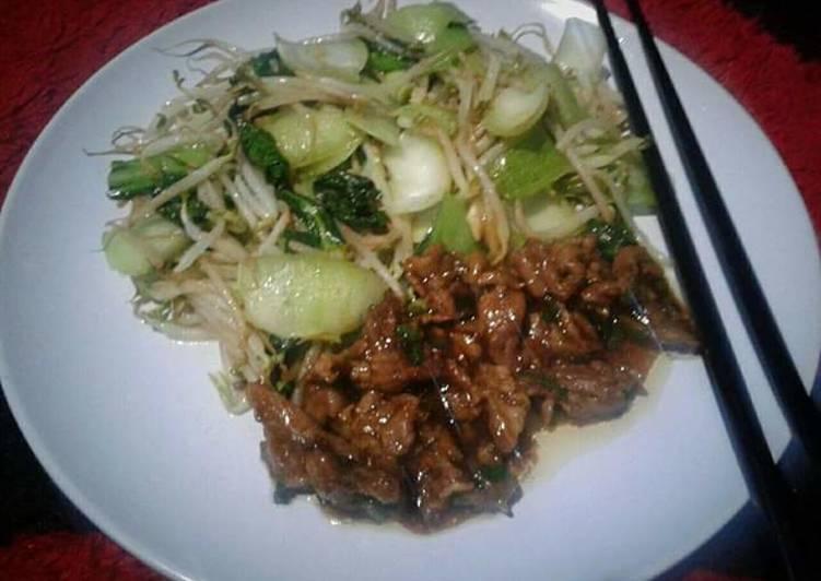 Slice Beef Teppanyaki