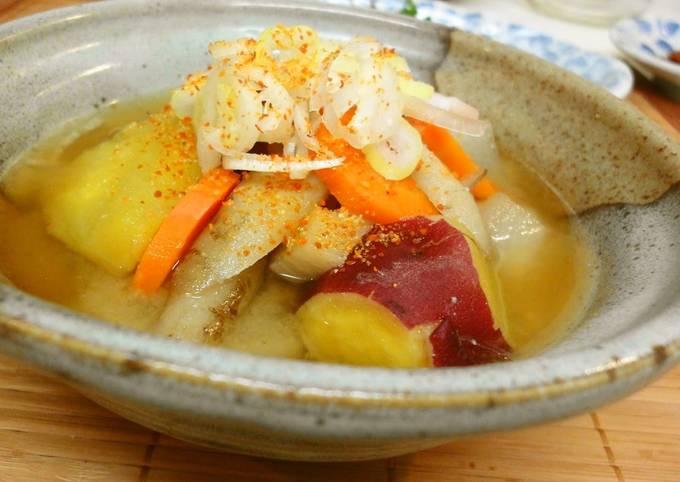 *Delicious*Basic Sweet Potato Soup*