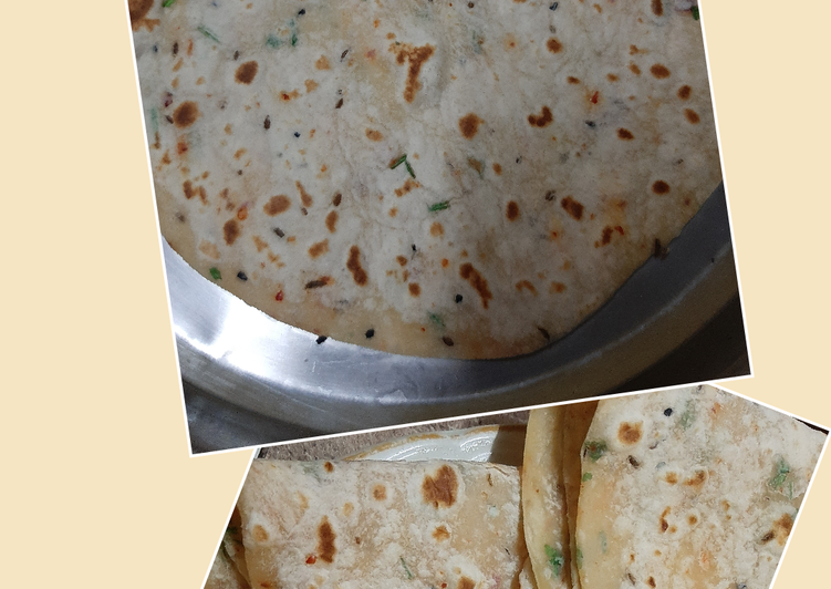 Maida spicy roti
