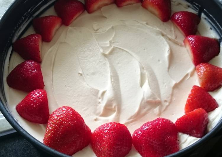 Step-by-Step Guide to Make Speedy No Bake Cheesecake