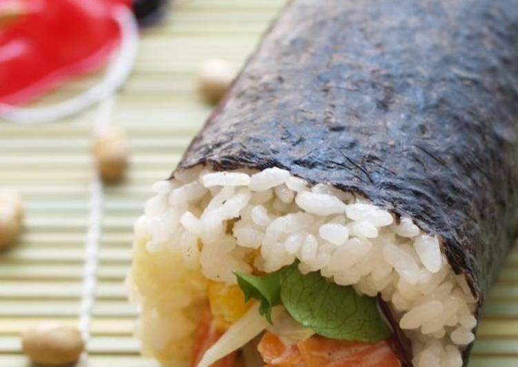 Lucky Ehoumaki Sushi Rolls