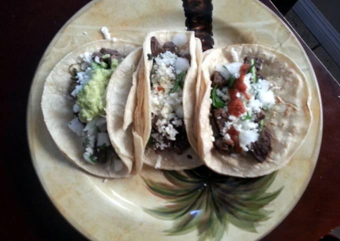 Taco Truck Tacos