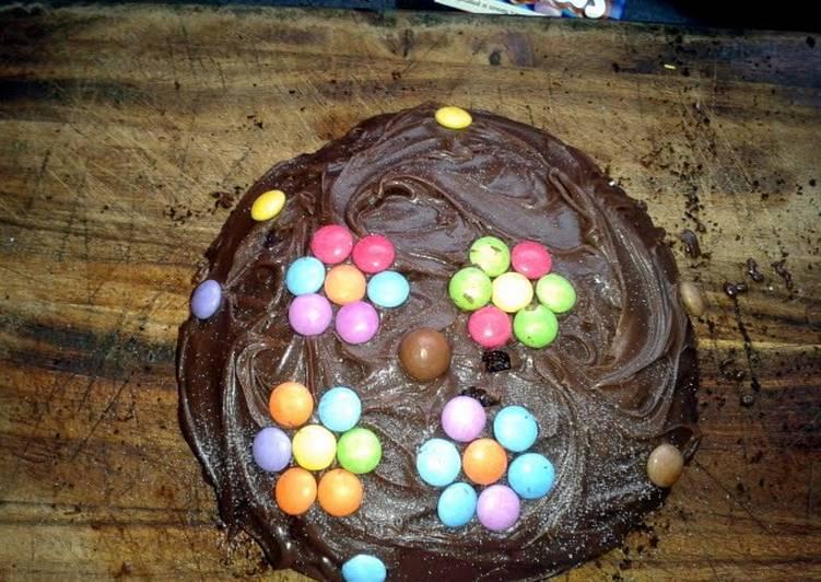 chocolate fudge cake :)