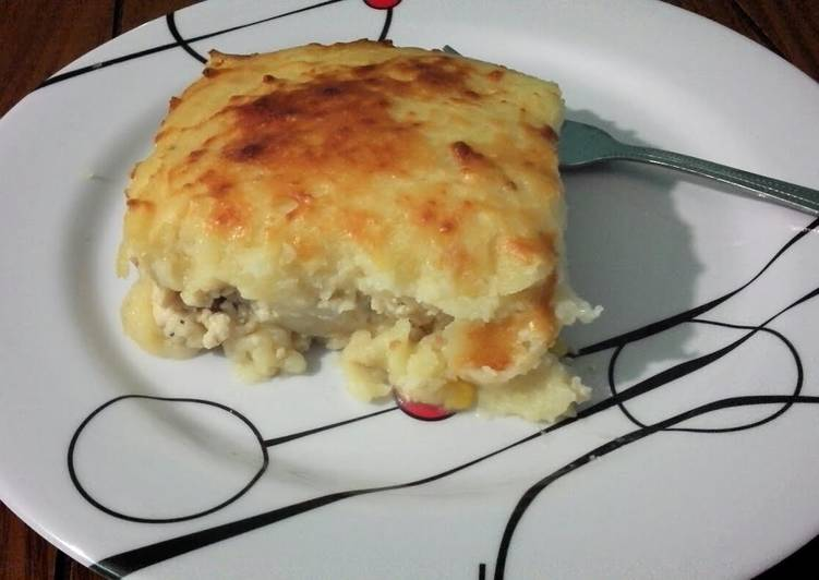 Shepherd's Pie (my version)