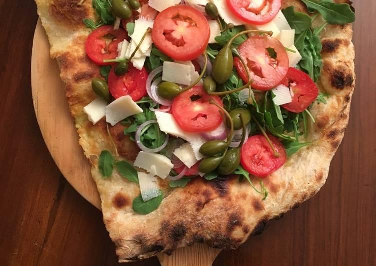 Ricetta Pizza fai da te