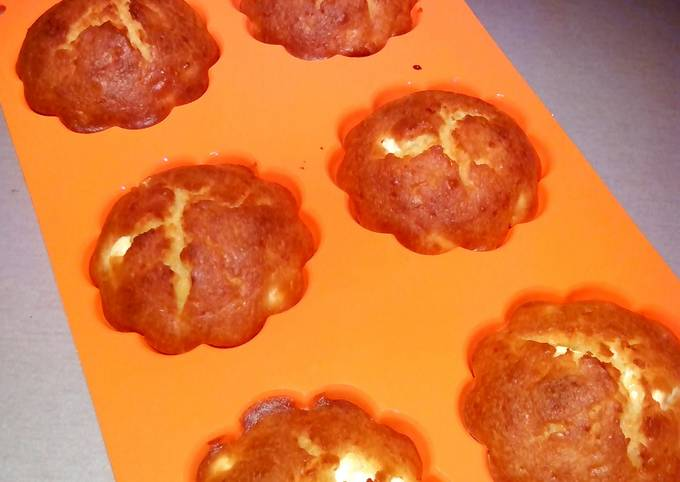 Granny's Cheese Muffins