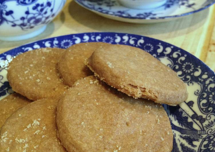 How to Elevate Your Mood with Food Spiced Shortbread