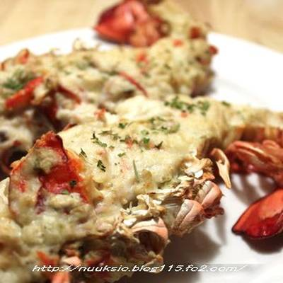 Lobster Thermidor Recipe By Cookpad Japan Cookpad