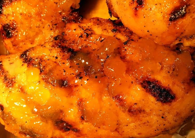 Hawaiian Pineapple Chicken