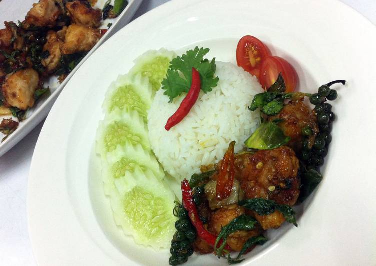 Recipe of Perfect Kanya 's Hot Ginger Chicken
