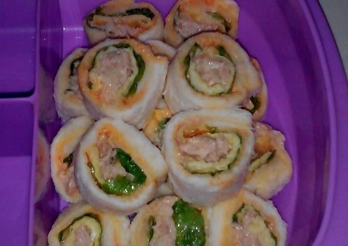 Tuna Sandwich Rolls