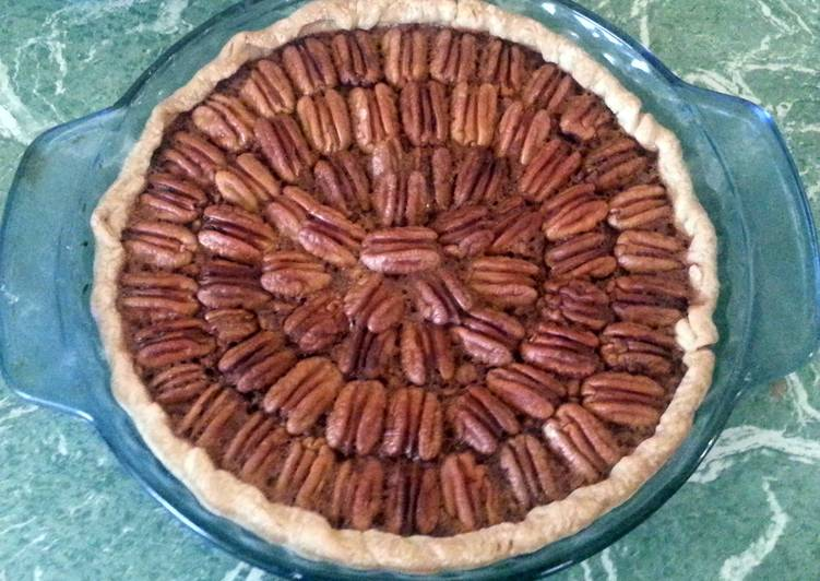 Easiest Way to Prepare Ultimate McBride Family Pecan Pie