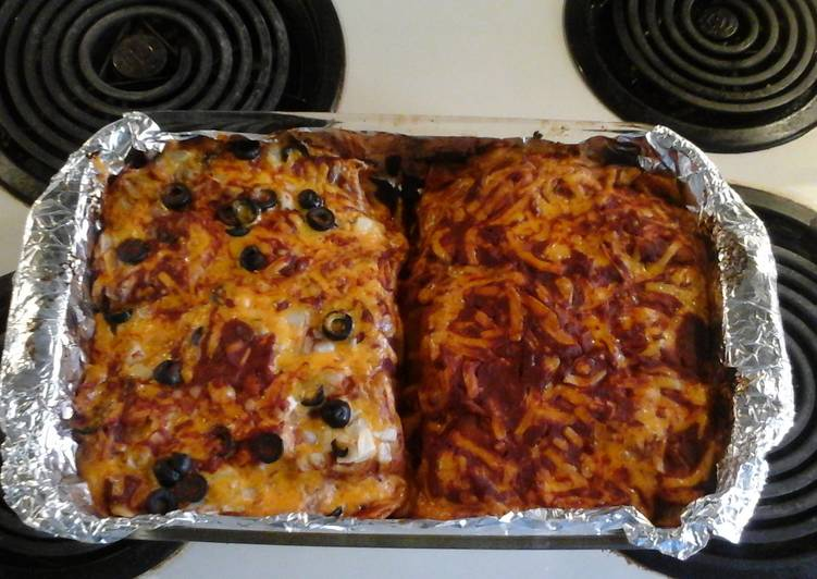 Recipe of Perfect Enchiladas