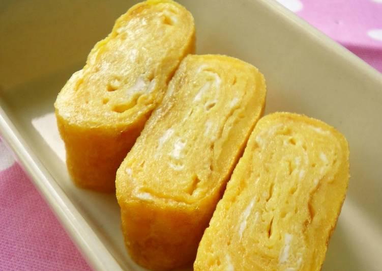 Simple Way to Make Award-winning My Golden Tamagoyaki