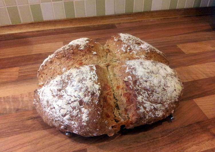 Easiest Way to Make Top-Rated Soda Bread