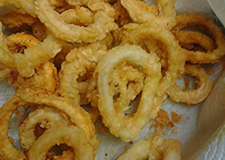 Recipe: Appetizing Calamari