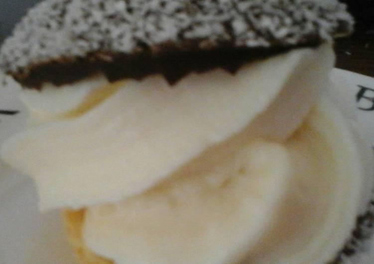 Irmgards Vanilla ice cream lower fat yummy soft serve