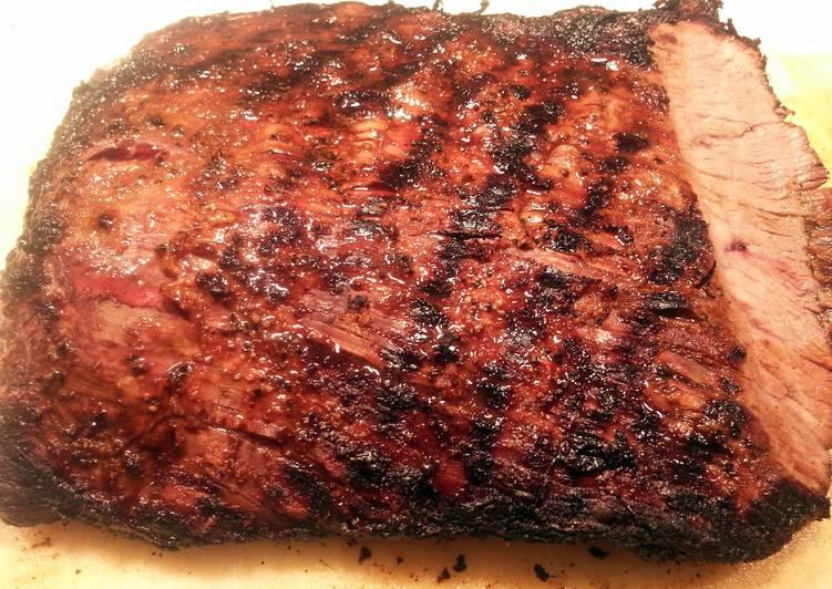 Chipotle-Pineapple Flank Steak