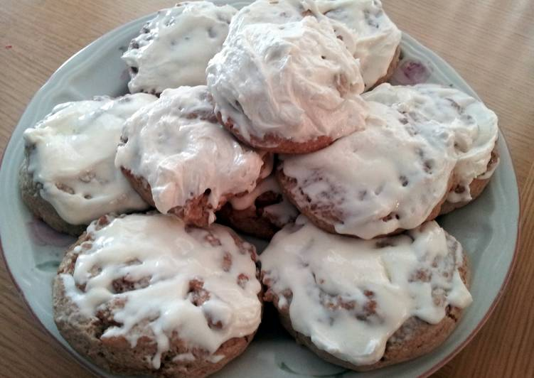 Joan's Biscuit Cinnamon Rolls - easy and delicious