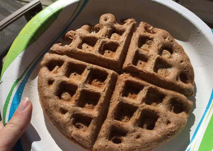 Recipe of Favorite Chocolate Waffles