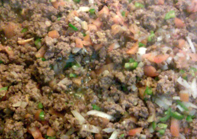 easy ground beef dish