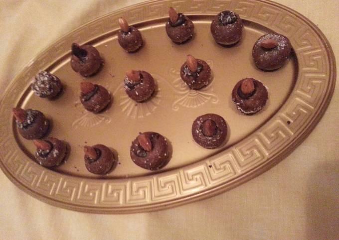 Recipe: Yummy Best ever (instant)truffles