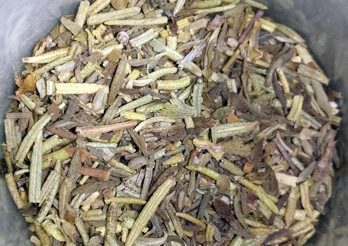 D.I.Y Spice Blends (No°3)
